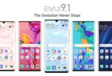 Huawei Phones List that will Get EMUI 9.1 Update in India