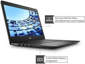dell vostro 3480- best i3 processor laptop