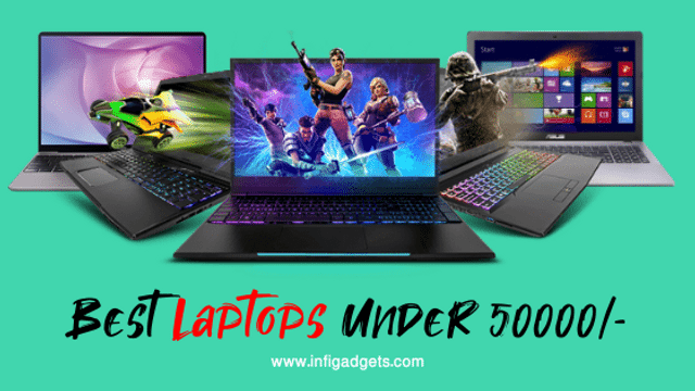 11 Best Laptop Under 50000 You Can Buy in 2020