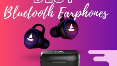 best blurtooth earphones in India