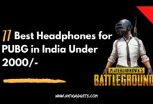 Photo of 11 Best Headphones For PUBG In India Under 2000