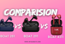 Photo of Boat Airdopes 281 vs 291 vs 431: Review, Specs and Price Comparison