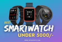 Photo of 5 Best smartwatch under 5000 in India 2020