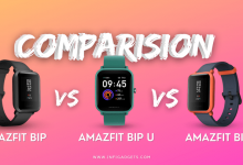Photo of Amazfit Bip Vs Bip S Vs Bip U: Review, Specs and Price Comparison