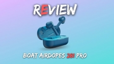 Boat Airdopes 281 Pro Review, Sound Quality, Pros and Cons