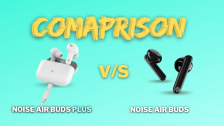 Noise Air Buds Plus vs Air Buds: Review, Specs and Price Comparison